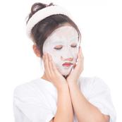 冬の肌対策2:シートマスク