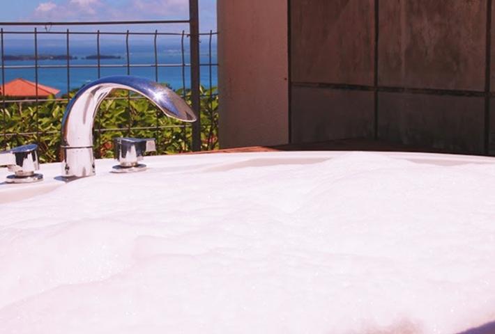冬の肌対策6:シャワー・お風呂