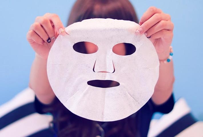 ③敏感肌なら低刺激タイプのシートマスク