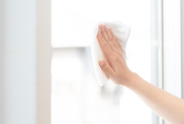 手軽にアロマを楽しむ方法2:掃除に使う