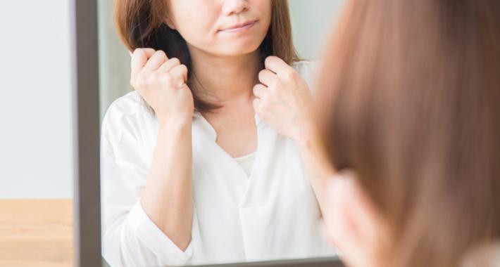 抜け毛や薄毛の原因はストレスかも?綺麗な髪を保つ方法をご紹介!