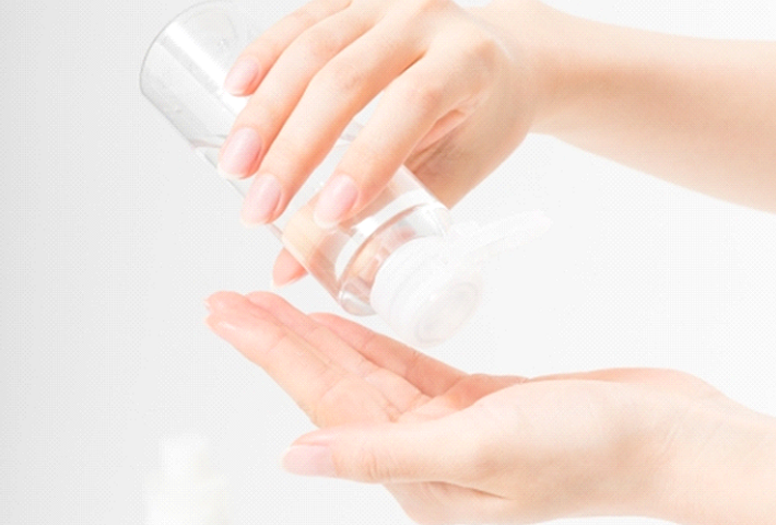 アトピー肌向きの化粧水、最大の特徴は「低刺激」
