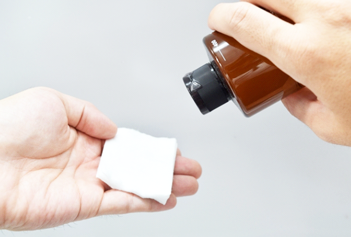 アトピー肌向きの化粧水、3つめの特徴は「安全性」
