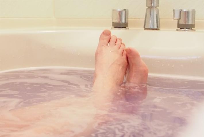 入浴時の消費カロリーをアップ!本当に痩せる反復浴