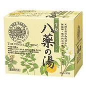 山田養蜂場 薬用入浴剤 生薬 八薬の湯