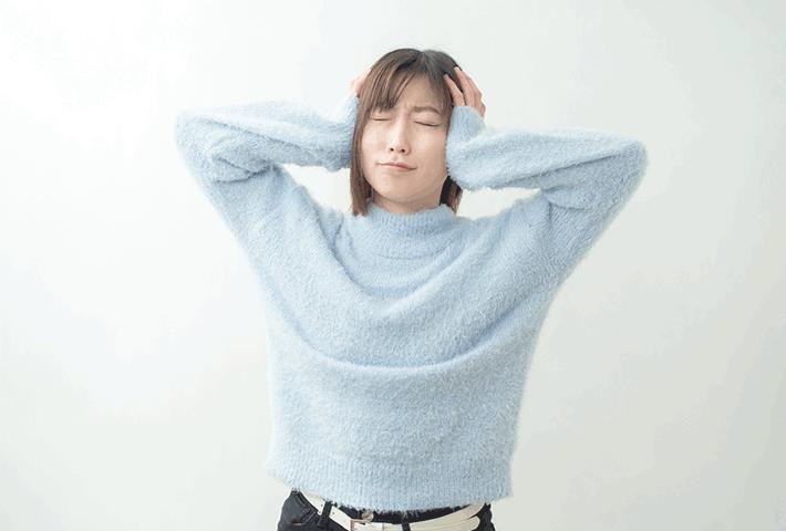 睡眠不足や不眠の原因は?