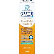 虫歯予防に効果的な成分の入った市販の歯磨き粉