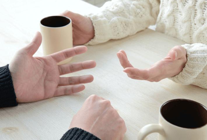 夫の口臭をやんわりと円満に指摘する伝え方