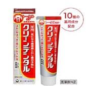 口臭ケアにおすすめの歯磨き粉ランキング 3位 第一三共ヘルスケア クリーンデンタル L トータルケア