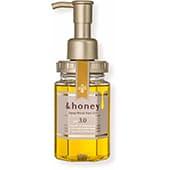 市販で買えるヘアオイルランキング 第3位 &Honey(アンドハニー)ディープモイストヘアオイル3.0