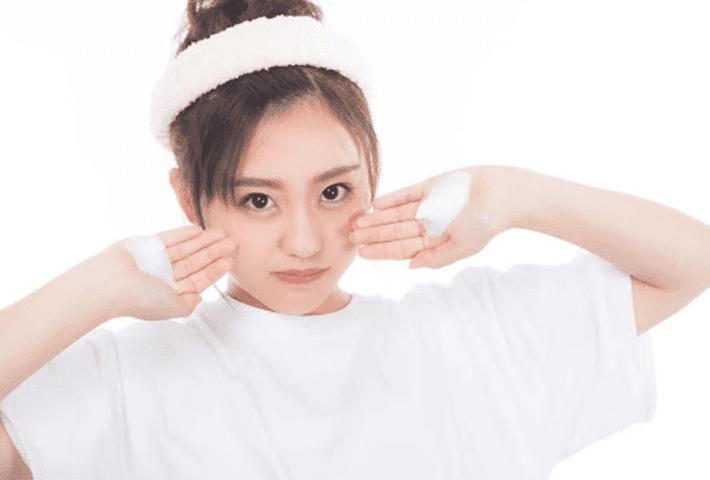 黒ずみ毛穴のための正しい洗顔方法