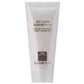 松山油脂肌をうるおす保湿洗顔フォーム
