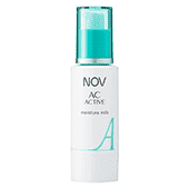 NOV AC アクティブモイスチュアミルク