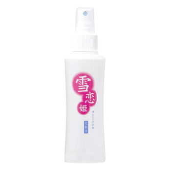 化粧水「雪恋姫」